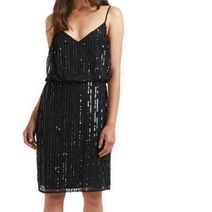 8af11e5f93de French Connection Dresses - NWT French Connection Aster Shine Slipdress Sz 6